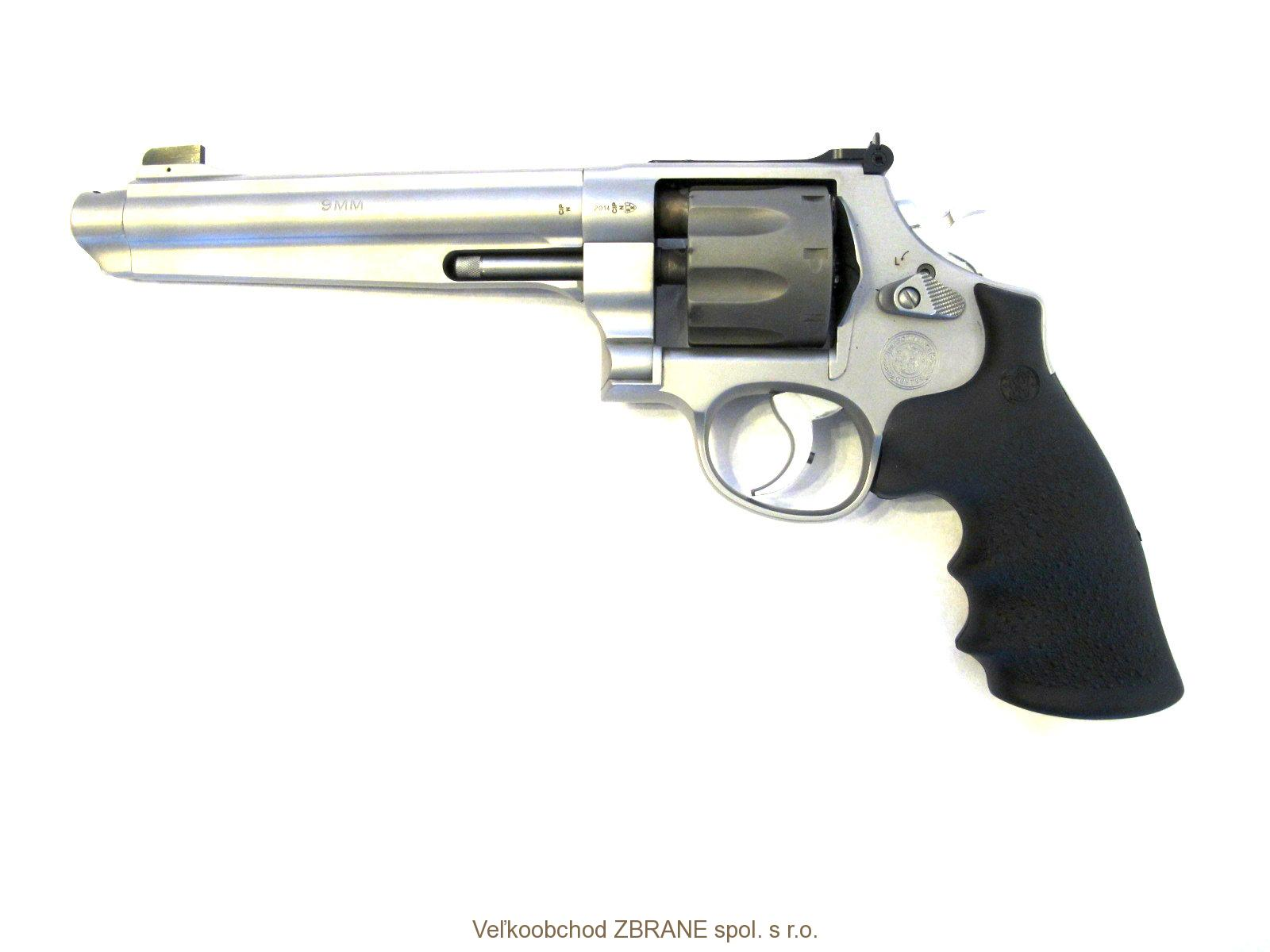 "Smith & Wesson mod. 929 ""Jerry Miculek Signature"""