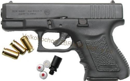 BRUNI MINI GAP G26 9MM P.A.