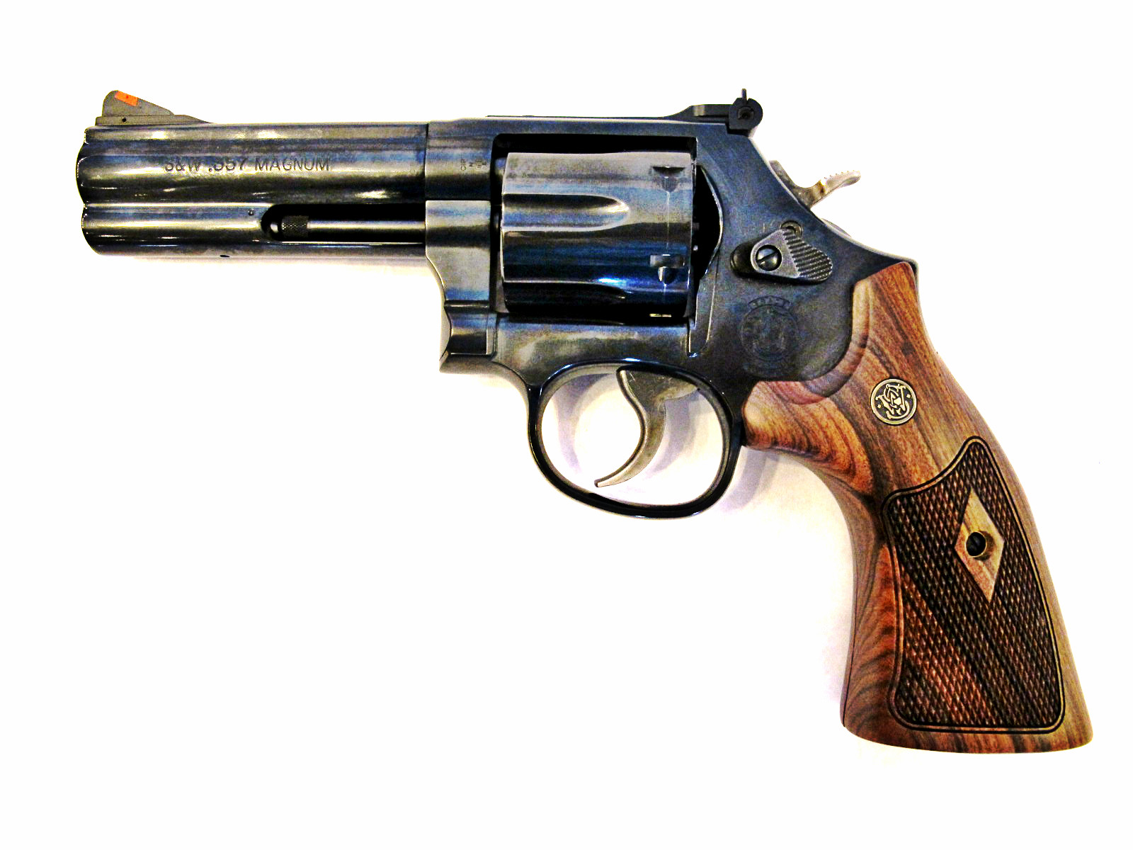 Smith & Wesson model 586