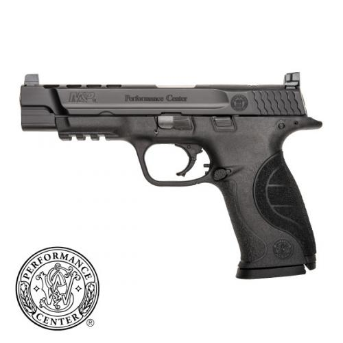 Smith and Wesson PERFORMANCE CENTER® PORTED M&P9