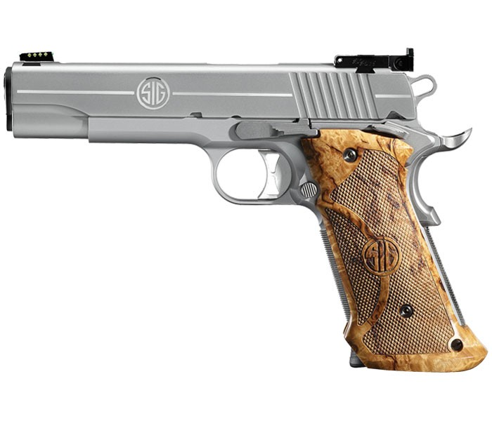 SIG Sauer 1911 STAINLESS SUPER TARGET
