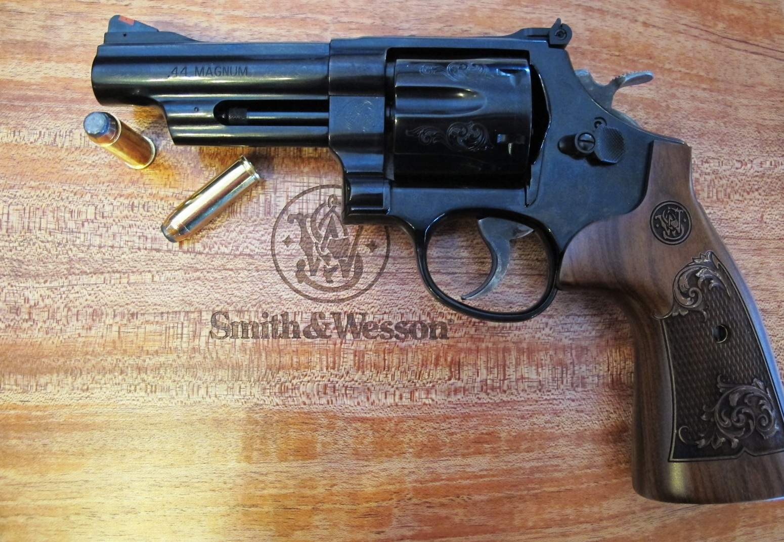 Smith & Wesson mod. 29 cal. .44 Magnum
