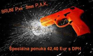 BRUNI Px4 8mm P.A.K